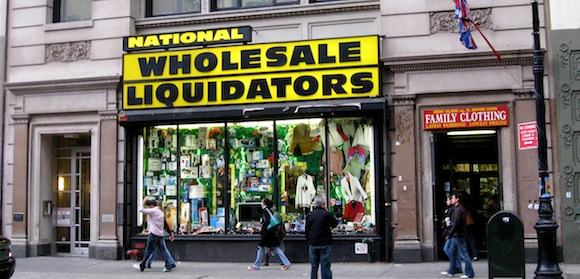 National Wholesale Liquidators Mobile Marketing Campaign