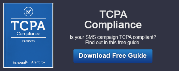 Free Guide to TCPA SMS Marketing Compliance