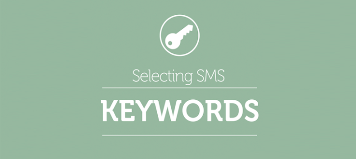 Learn The Secrets of Selecting the Perfect SMS Keyword
