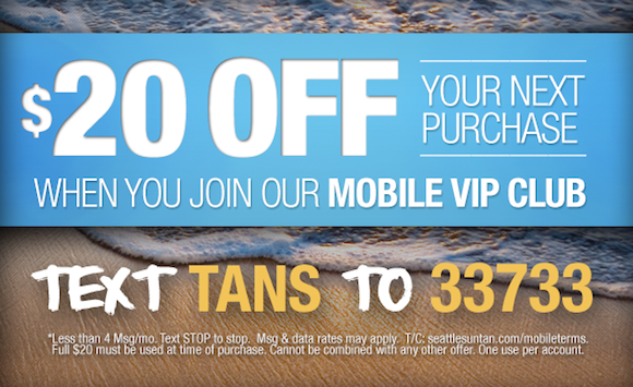 Tanning Salon Text Messaging Case Study