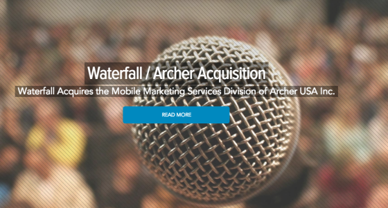 Waterfall Acquires Archer Mobile