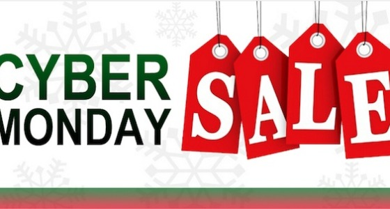 Cyber Monday SMS Coupon Examples