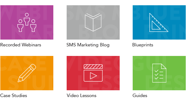Free SMS Marketing Resources
