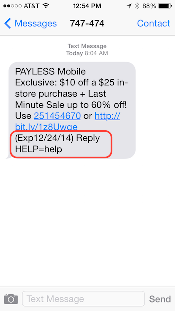All Active Payless Promo Codes & Coupons - Up To 30% off in December 2018