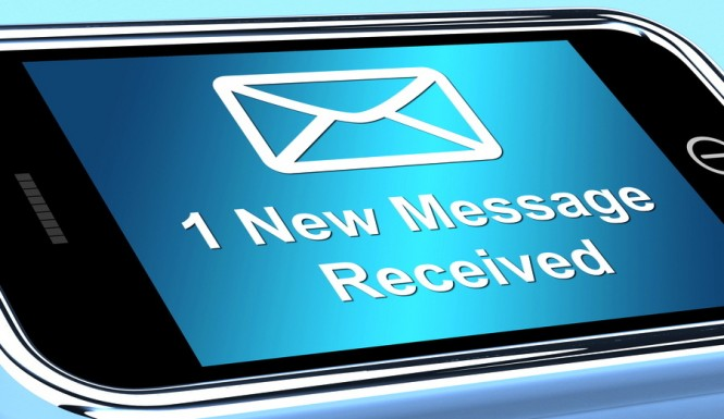 how to put private number on text messages