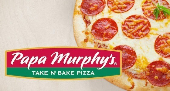 Papa Murphy's Logo and Pizza