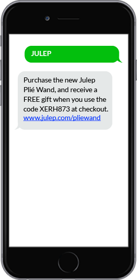 SMS Autoresponder Example - Julep