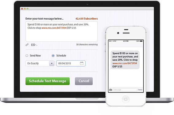 Tatango Text Message Marketing Software